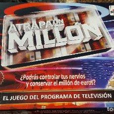 Juegos de mesa: ATRAPA UN MILLÓN. Lote 112364751