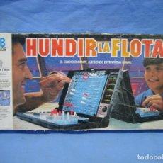 Juegos de mesa: JUEGO DE MESA HUNDIR LA FLOTA DE MB. Lote 112431423