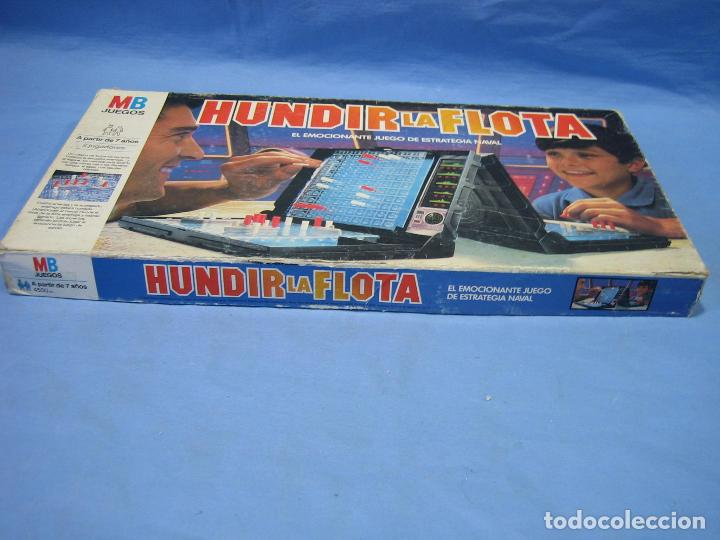 Juegos de mesa: Juego de mesa Hundir la flota de MB - Foto 3 - 112431423
