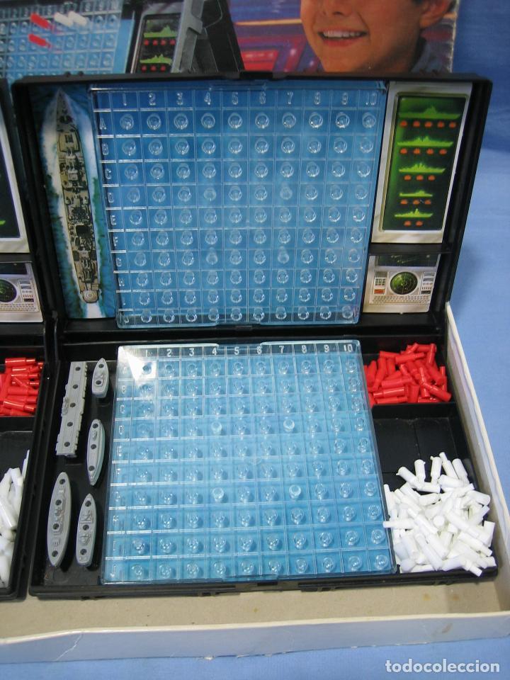 Juegos de mesa: Juego de mesa Hundir la flota de MB - Foto 5 - 112431423