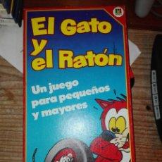 Juegos de mesa: EL GATO Y EL RATON JUEGO DE MESA SIN VERIFICAR. Lote 112453827