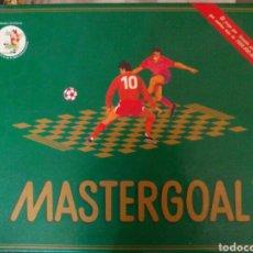 Juegos de mesa: ANTIGUO JUEGO FÚTBOL MASTERGOAL. Lote 112783154