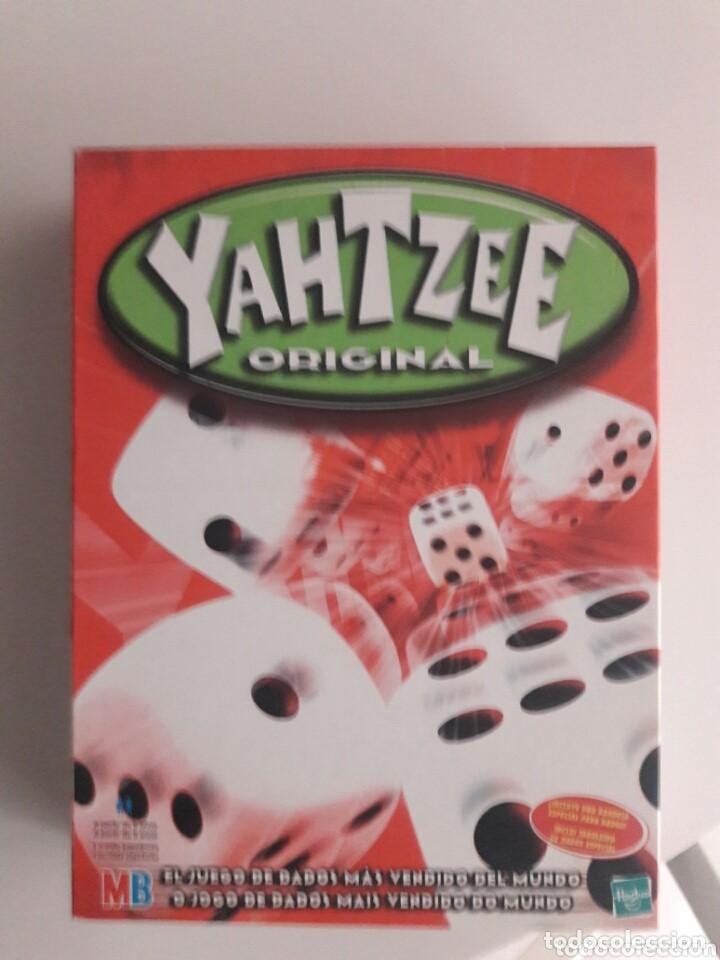 YAHTZEE JUEGO DE DADOS (Juguetes - Juegos - Juegos de Mesa)