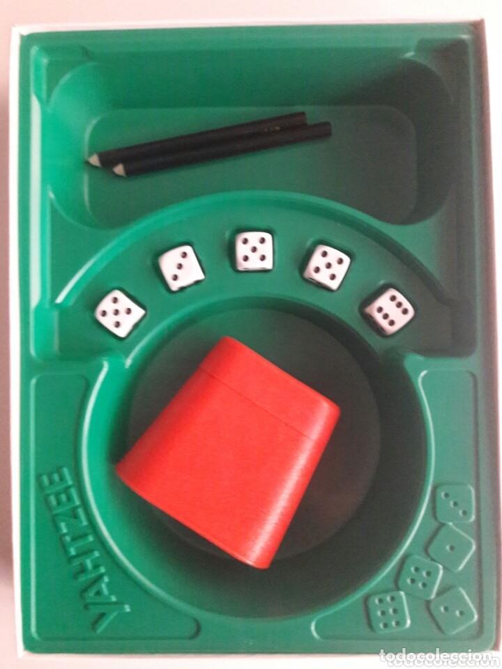 Juegos de mesa: Yahtzee juego de dados - Foto 2 - 112828763