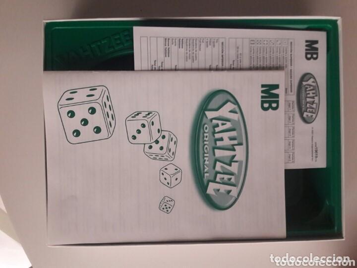 Juegos de mesa: Yahtzee juego de dados - Foto 3 - 112828763