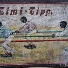 Juegos de mesa: TIMI - TIPP – MUY ANTIGUO JUEGO DE MESA - AÑOS 30 - RARO .. Lote 112857235