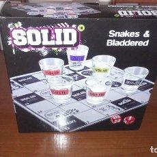 Juegos de mesa: JUEGO DE MESA SOLID. Lote 112873735