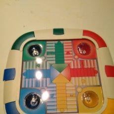 Juegos de mesa: TABLERO PARCHÍS Y OCA. Lote 113028488