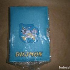Juegos de mesa: DIARIO DIGIMON NUEVO CON CAJA. Lote 113029799
