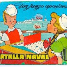 Juegos de mesa: BATALLA NAVAL AÑOS 60 (VILPA). Lote 113224395