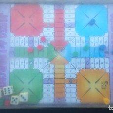 Juegos de mesa: PARCHI DE BOLSILLO. Lote 113241487