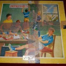 Juegos de mesa: JUEGO MESA IMPRESORES JUNIOR. Lote 113408204