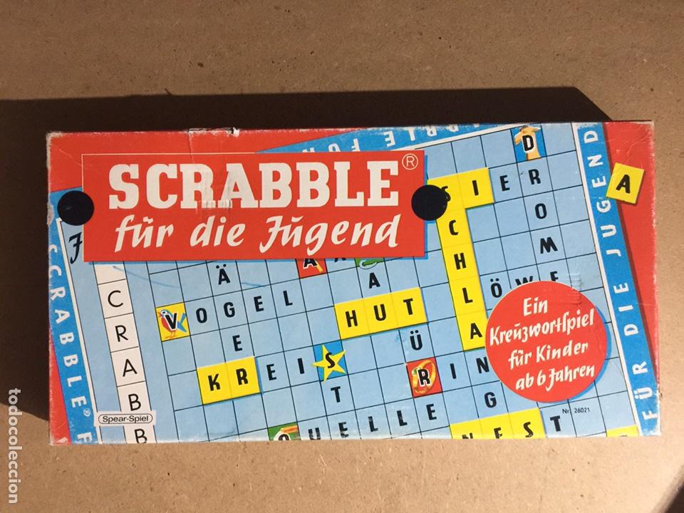 182l217 Curioso Y Original Juego De Mesa Scrabb Comprar Juegos De