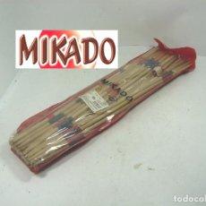 Juegos de mesa: JUEGO PALILLOS MADERA - MIKADO MAOA TOYS AÑOS 90 - GIGANTE 50 CMS JUGUETE. Lote 113901495
