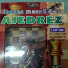 Juegos de mesa: JUEGO MAGNÉTICO SIN ESTRENAR AJEDREZ. Lote 114212175