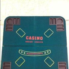 Juegos de mesa: TABLERO MESA JUEGOS CASINO . Lote 114276875