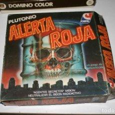 Juegos de mesa: JUEGO ALERTA ROJA DE CEFA. Lote 114299515