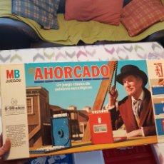 Juegos de mesa: JUEGO AHORCADO MB. Lote 114344527