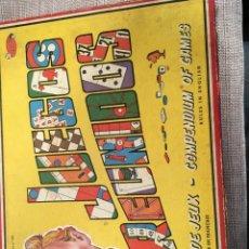 Juegos de mesa: PRECIOSO JUEGO DE MESA JUEGOS REUNIDOS. Lote 114454859