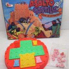 Juegos de mesa: JUEGO DE MESA ASALTO AL CASTILLO - ESTRATEGIA - JUGUETES ALUM. Lote 114474567
