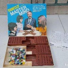 Juegos de mesa: JUEGO DE MESA FAMILY MASTER MIND INVICTA GAMES. Lote 114488119