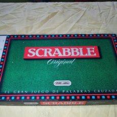 Juegos de mesa: SCRABBLE ORIGINAL JUEGO DE MESA COMPLETO. Lote 114539044