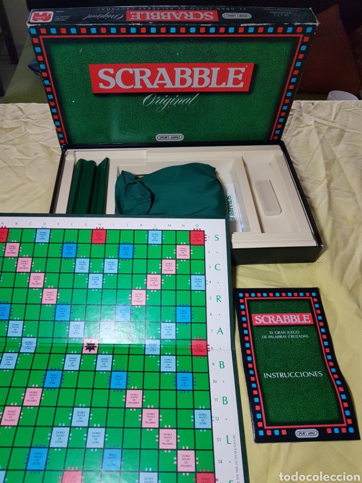 Scrabble Original Juego De Mesa Completo Comprar Juegos De Mesa