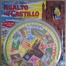 Juegos de mesa: BARATIJA DE KIOSCO: ASALTO AL CASTILLO (AÑOS 60) DE 2 A 4 JUGADORES. NUEVO EN SU BLISTER.. Lote 114555683