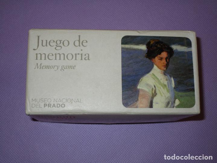 Juegos de mesa: ANTIGUO JUEGO DE MEMORIA DE JOAQUIN SOROLLA DEL MUSEO NACIONAL DEL PRADO - COMPLETO - MEMORY GAME - Foto 7 - 114630823