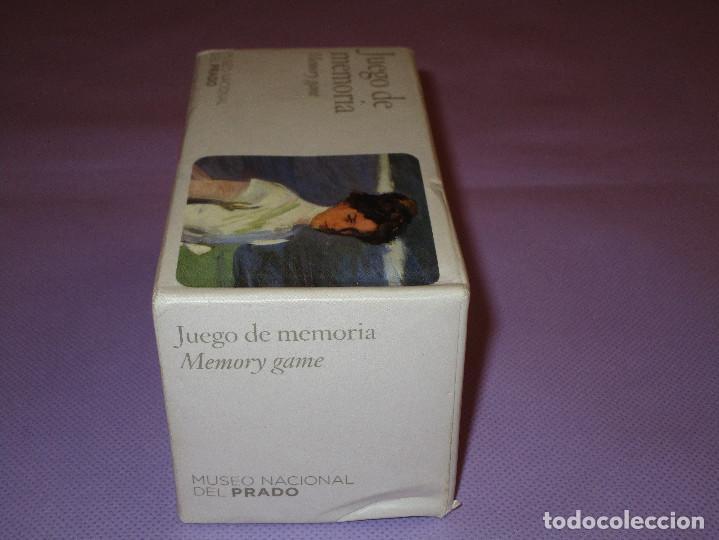 Juegos de mesa: ANTIGUO JUEGO DE MEMORIA DE JOAQUIN SOROLLA DEL MUSEO NACIONAL DEL PRADO - COMPLETO - MEMORY GAME - Foto 9 - 114630823