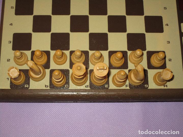 Juegos de mesa: AJEDREZ CHESS CHALLENGER (7) - ELECTRONICO - FIDELITY ELECTRONICS PROEIN S.A. - FUNCIONA - Foto 3 - 114650615