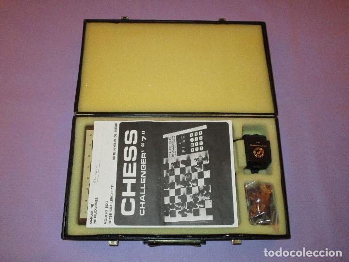 Juegos de mesa: AJEDREZ CHESS CHALLENGER (7) - ELECTRONICO - FIDELITY ELECTRONICS PROEIN S.A. - FUNCIONA - Foto 19 - 114650615