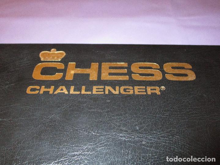 Juegos de mesa: AJEDREZ CHESS CHALLENGER (7) - ELECTRONICO - FIDELITY ELECTRONICS PROEIN S.A. - FUNCIONA - Foto 32 - 114650615