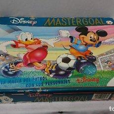 Juegos de mesa: MASTERGOAL DISNEY . Lote 114685135