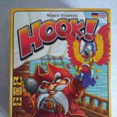 Juegos de mesa: JUEGO DE MESA/HOOK-PEGASUS SPIELE/NUEVO¡¡¡¡¡¡¡. Lote 114781779