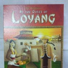 Juegos de mesa: JUEGO DE MESA/AT THE GATES OF LOYANG/Z-MAN GAMES.. Lote 114787019