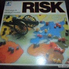 Juegos de mesa: RISK DE BORRAS - INCOMPLETO - 70'S. Lote 115017007