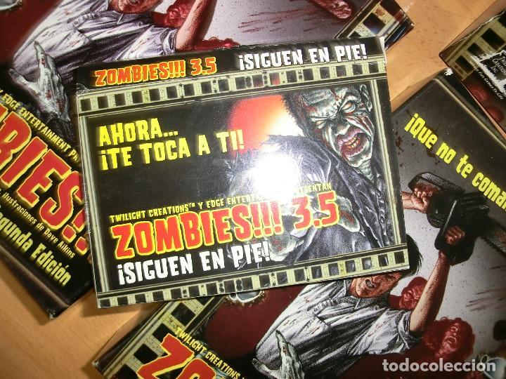 Lote Varios Juegos Zombies Comprar Juegos De Mesa Antiguos En
