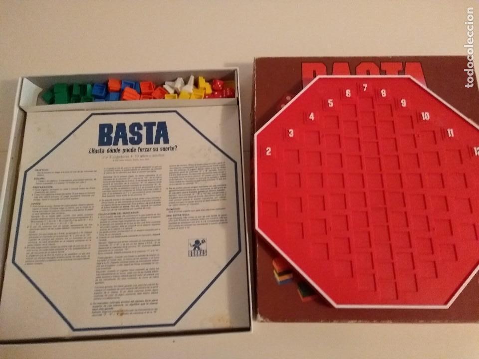 Basta Juego De Mesa Completo Comprar Juegos De Mesa Antiguos En
