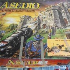 Juegos de mesa: JUEGO ASEDIO MB. Lote 115403255