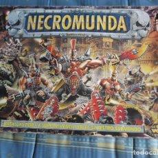 Juegos de mesa: JUEGO NECROMUNDA --1996 WARHAMMER. Lote 115403867