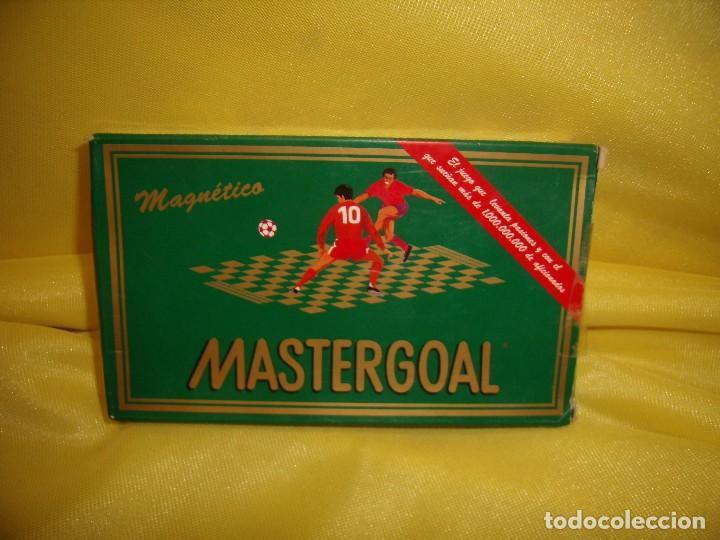 Juegos de mesa: Mastergoal viaje de Goalmind, año 1992, Nuevo. - Foto 2 - 115457327
