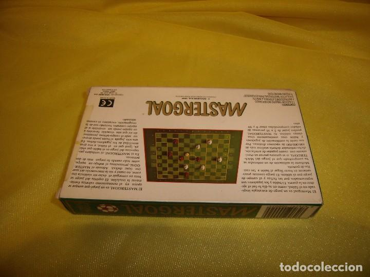 Juegos de mesa: Mastergoal viaje de Goalmind, año 1992, Nuevo. - Foto 4 - 115457327