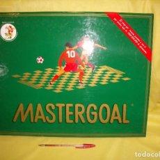 Juegos de mesa: MASTERGOAL GRANDE DE GOALMIND, AÑO 1992, NUEVO.. Lote 115457491