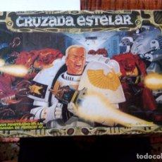 Juegos de mesa: CRUZADA ESTELAR MB. Lote 115562351