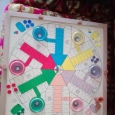 Juegos de mesa: PARCHIS AUTOMATICO 6 PERSONAS. Lote 116174507
