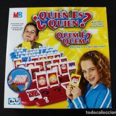 Juegos de mesa: JUEGO DE MESA ¿QUIEN ES QUIEN? QUEM E QUEM? MB. Lote 116237959