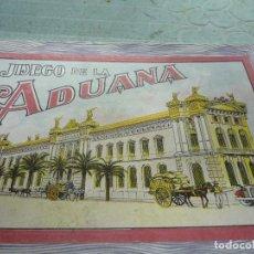Juegos de mesa: JUEGO DE LA ADUANA. Lote 116410211