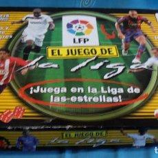 Juegos de mesa: EL JUEGO DE LA LIGA, LFP, BORRAS. Lote 116439135