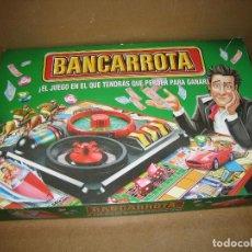 Juegos de mesa: JUEGO DE MESA BANCARROTA DE PARKER. Lote 116446743